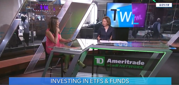 FundX CEO Janet Brown talks about stock market fears