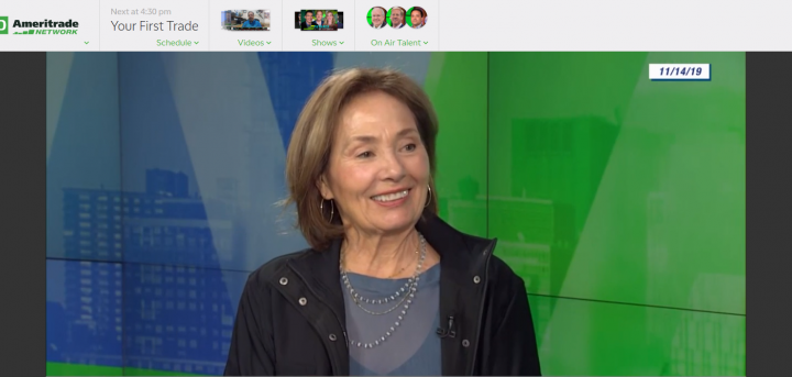 FundX CEO Janet Brown talks about sustainable investing